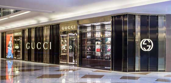 gucci store kolkata