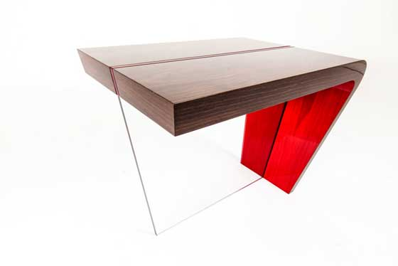 RIMA Coffee and Side Tables by Splinter Works