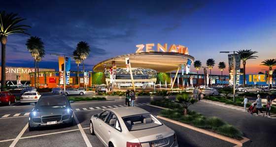 sonae sierra zenata shopping centre