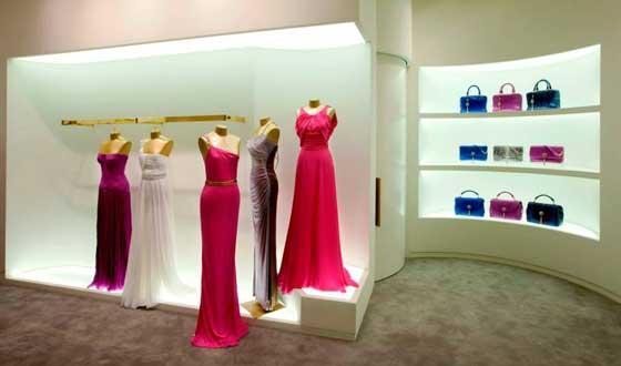 Versace Flagship Store In Hong Kong An Shopfitting Magazine
