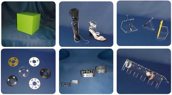 SALVIPLAST accessori vetrinistica