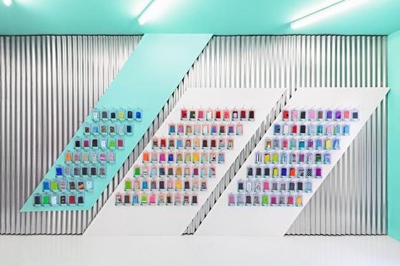 Doctor Manzana concept store by Masquespacio
