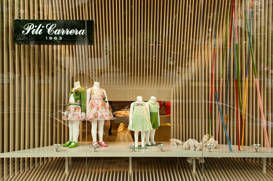 Pili carrera store madrid an shopfitting magazine for Carrera arquitectura espana