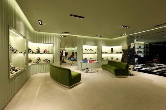 prada store taichung skm mall
