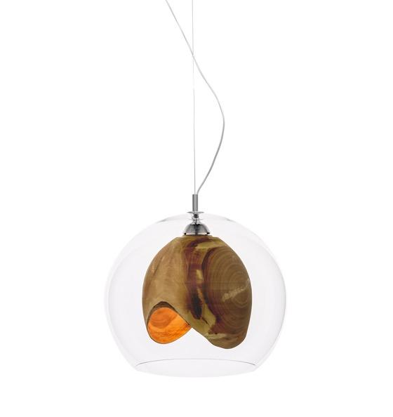 lampada a sospensione Teka, design by Shiina+Nardi per Feenbo