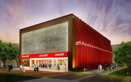 Coca-Cola a EXPO Milano 2015