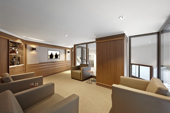 ARNO Group incaricato di progettare il flagship store Davidoff di Bruxelles