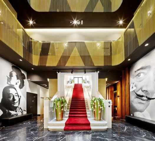 Hotel Vincci Gala Barcelona TBI Architecture & Engineering