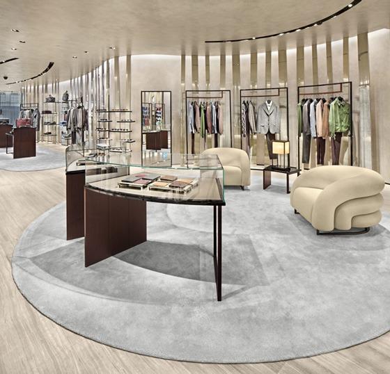 Armani concept store Istanbul