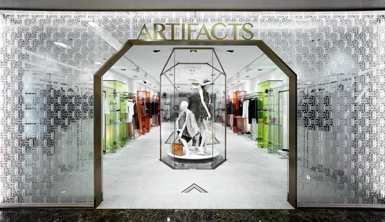 ARTIFACTS Taipei project by MW Design Michelle Wei