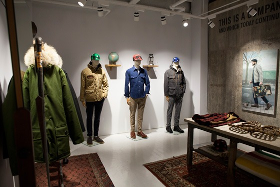 flagship store Woolrich New York City