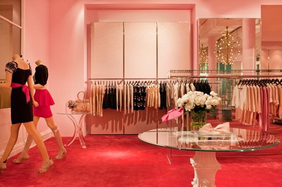 flagship store di Alannah Hill a Sydney