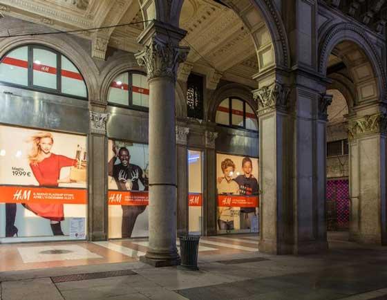 HM Milano