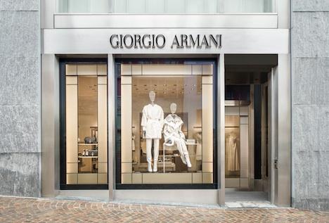 Giorgio Armani St Moritz