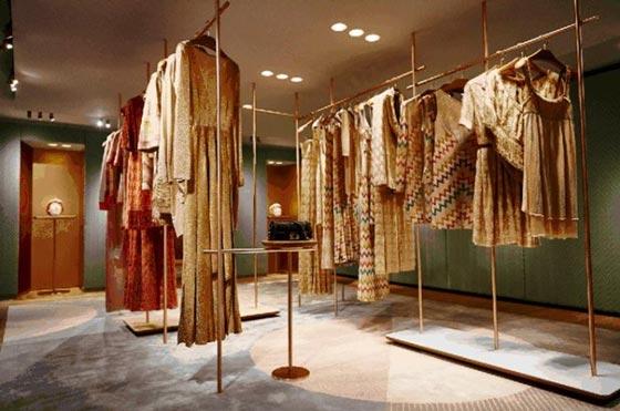 MISSONI flagship store Parigi