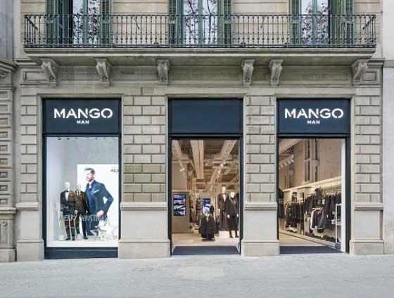 MANGO MAN Barcellona