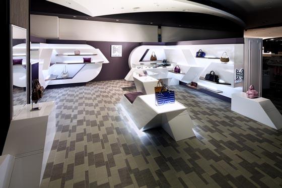 Lo Studio Paradox ha realizzato il concept store per Heirloom