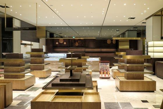 Peck concept store