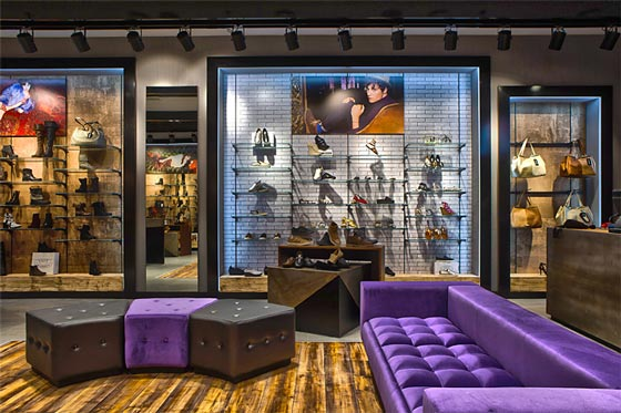 STEVE MADDEN introduces a new store design concept designed and ...