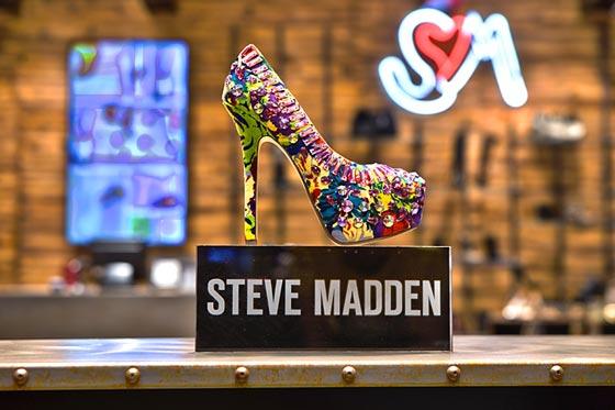 Steve Madden Store Design Concept