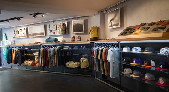 Checkland Kindleysides ha creato un nuovo retail concept per il monomarca Nixon