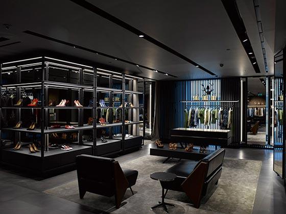 flagship store Dsquared2 Londra