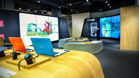 google-shop-londra