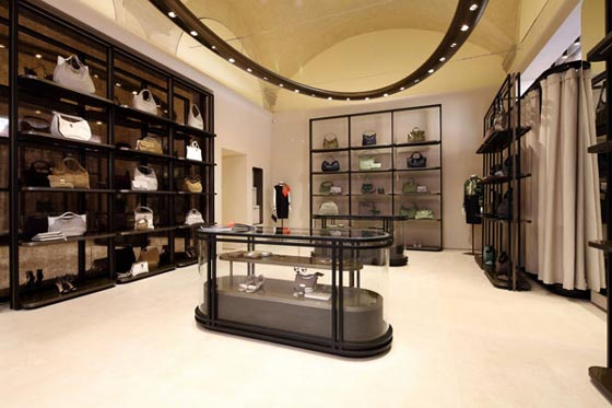 BORBONESE flagship store Bologna
