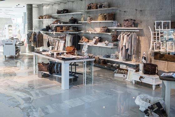daniela dallavalle: a carpi un concept store di 700 mq. | an ... - Arredamento Negozio Abbigliamento Fai Da Te