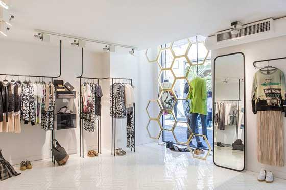 Alysi flagship store Roma