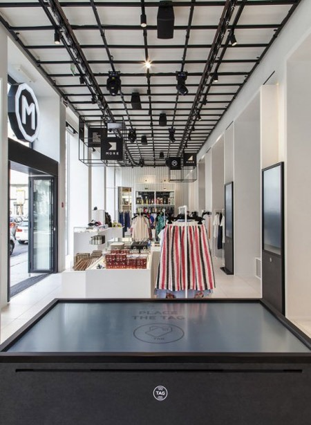 MCollective Milano concept store