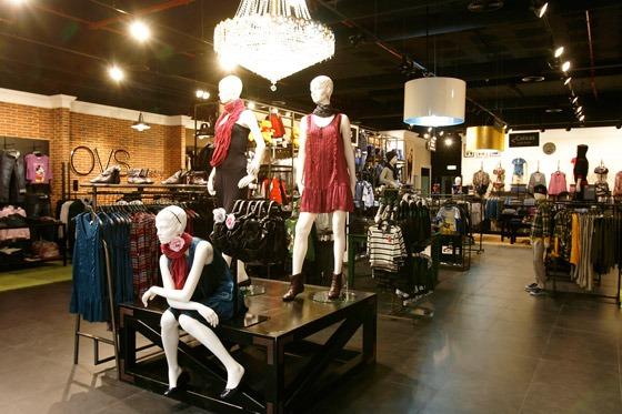 OVS gruppo leader nel settore dell'abbigliamento