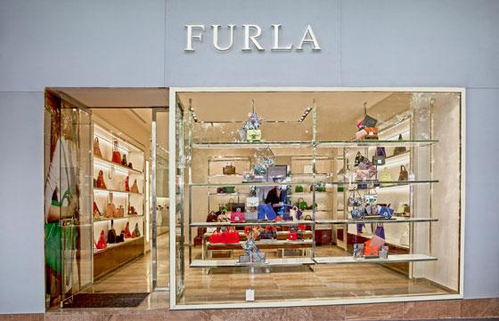 flagship store Furla Madrid