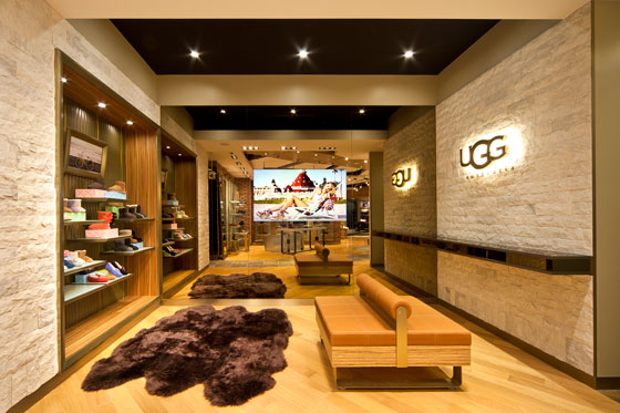 UGG Shibuya project by Garda CO., LTD