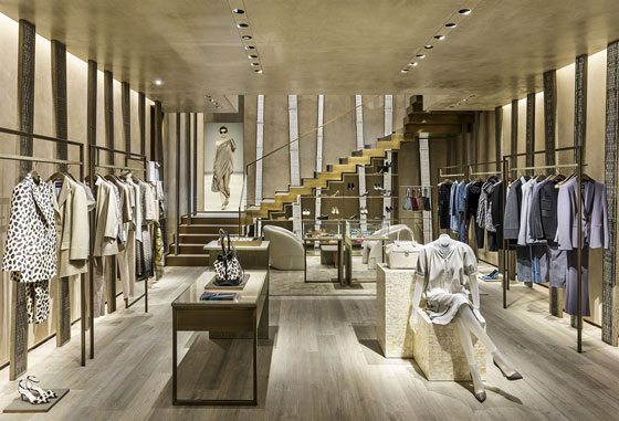 boutique Giorgio Armani Saint Tropez