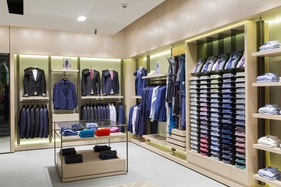 Boutique Meucci Mosca by PLS Design_AN shopfitting magazine