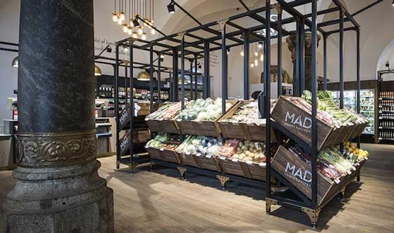 Mad Cooperativet, Copenhagen by the Inhouse Concept design team e Cada Design