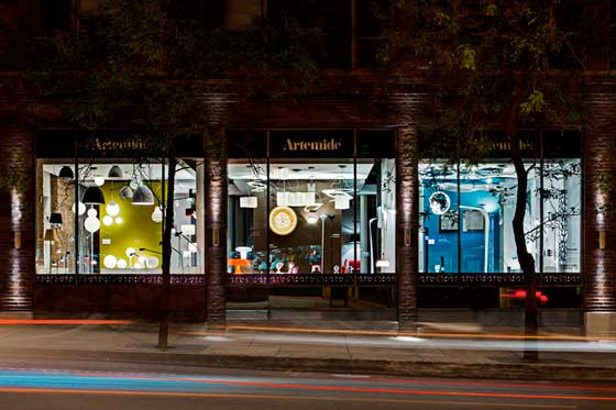 Artemide_Chicago-Showroom