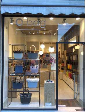 FULL SPOT inaugura a Milano il quarto  O bag Store .  431c00bfc58