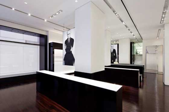 Givenchy flagship store New York