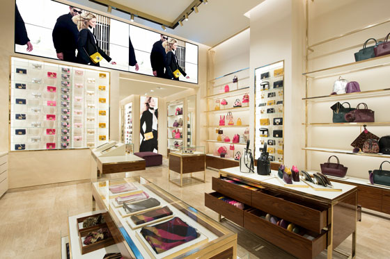 flagship store Furla New York