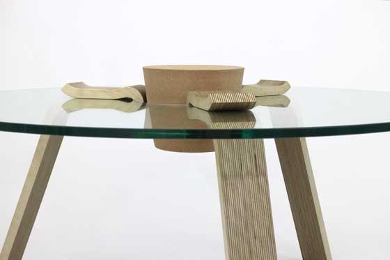 Hyeonil-Jeong-Cork-Stopper-Table