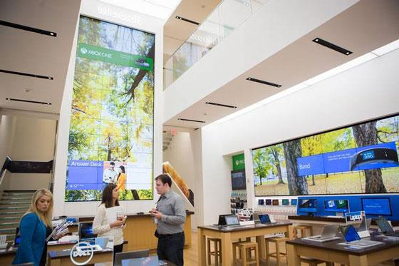 Microsoft flagship store New York