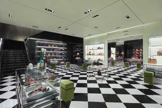 negozio prada galaxy mall macao