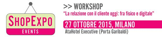 SHOPEXPO EVENTS Workshop