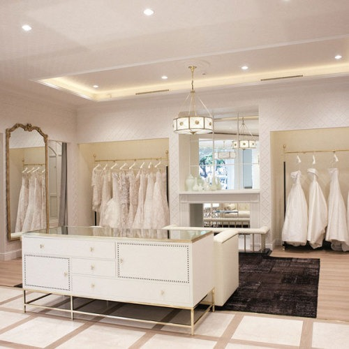 Pronovias flagship store Roma