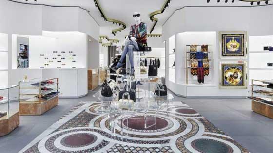 Versace boutique Berlino