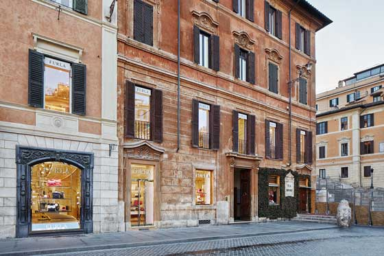 FURLA flagship store Roma
