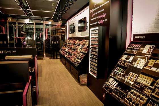 negozi nyx cosmetics milano