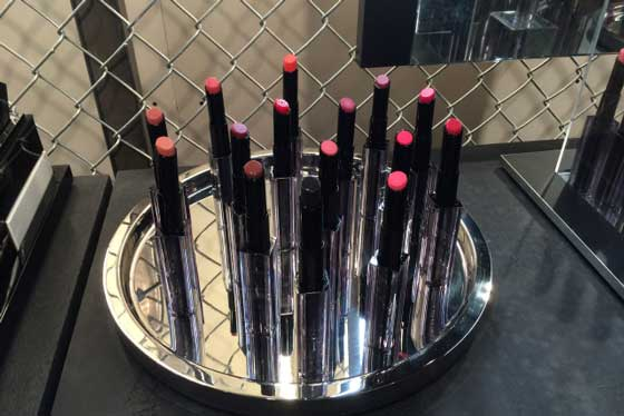 Givenchy beauty pop-up store New York